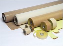 PTFE Coated Fibreglass Fabrics And Adhesives tapes