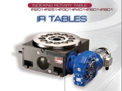Indexing Rotary Table IR Tables