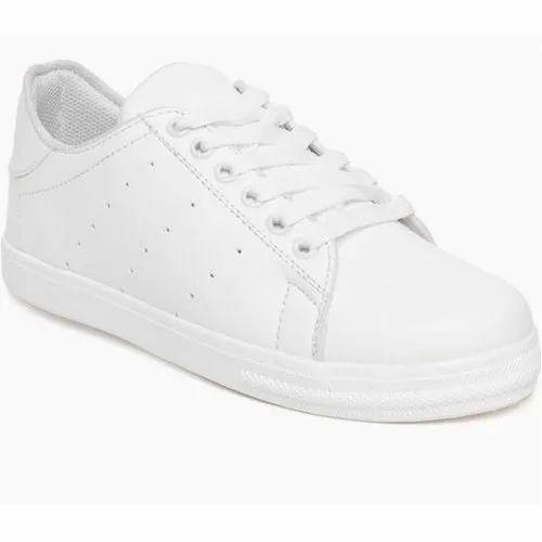 Plain Ladies White Shoes, Rs 350 /pair