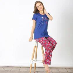 Designer Ladies Pyjama Set