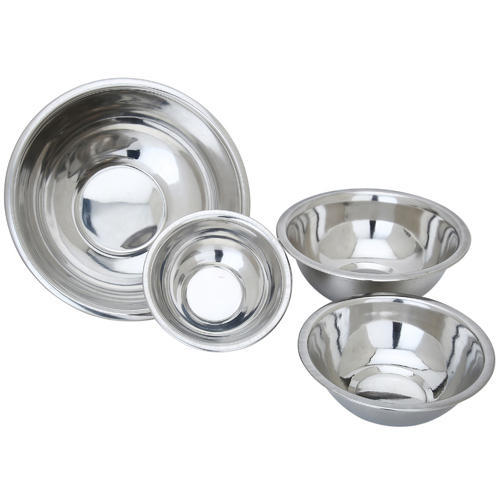 Genera 6 Stainless Steel Mixing Bowls, For Multipurpose, for Home