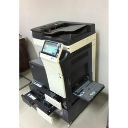 Konica Minolta Colour Photocopier C258 Machine