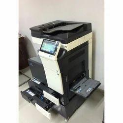 Konica Minolta Colour Photocopier C258 Machine