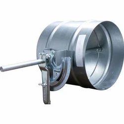 Circular Volume Control Damper
