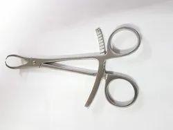Reduction Forceps Pointed Ratchet Lock Orthopedic Instrument