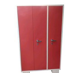 MS 3 Door Mild Steel Almirah