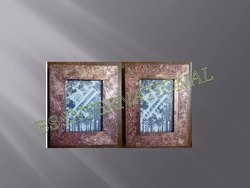 White Metal Photo Frame, For Home, Size: 7x5