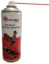 Powermax Fitness Silicone Oil Lubricant Spray