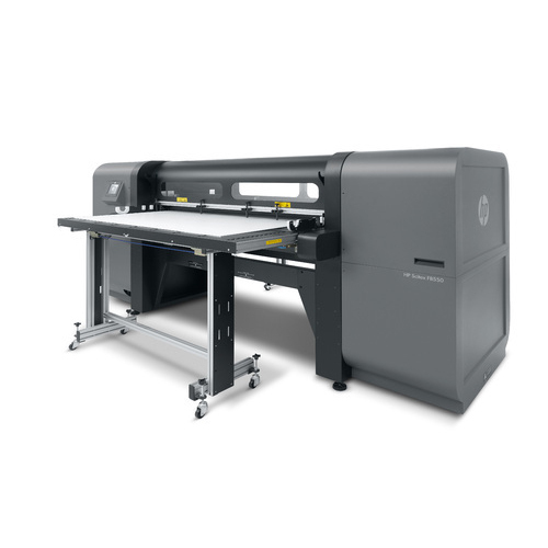 HP Scitex FB 550 Industrial UV Flatbed Printer