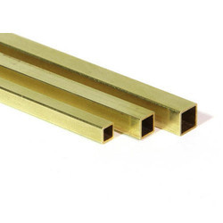 Brass Square Bar