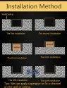 SS304 Decorative Cupboard T Profiles