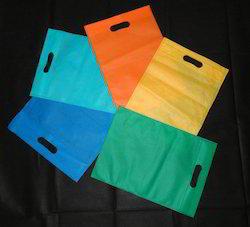 D-Cut Non Woven Bag (B-Grade)