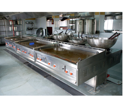 Commercial Kitchen Equipments And Furniture