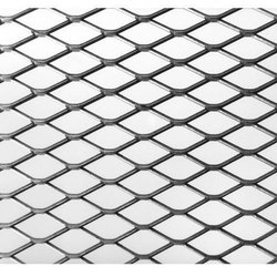 Expanded Metal Mesh for Industrial, Packaging Type: Roll