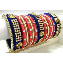 Wedding Silk Thread Bangle