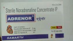 Adrenor - Sterile Noradrenaline Concentrate