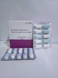 Glimepiride & Metformin Hcl (Er)  Pioglitazone Tablets