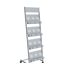 Pragati Systems Magazine Display Stand (Catalog Rack) MT-18