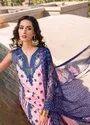 Cotton Unstitched Sobia Nazir Pakistani Suit, Handwash