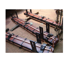 Water Cooled and Air Cooled Laminated Yoke