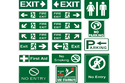 Escape Signages