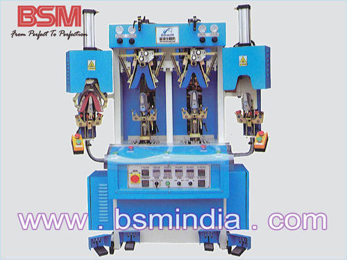 Counter Molding Machine (With Cooling & Heating Forming) for Footwear LB-516