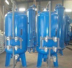 SS Residential Softener Plant