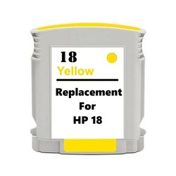 C4939A Hp 18 Yellow Ink Cartridges