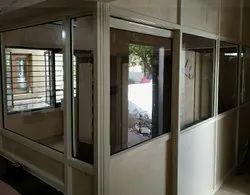 Aluminium Door Partition