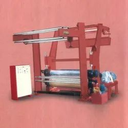 Two Bowl Textile Calendering Machine