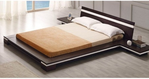 Plywood Bedroom Double Bed