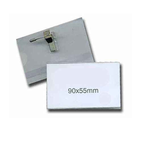 Name Badges - Plastic Name Badges Manufacturer from New Delhi