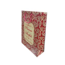 Paper Red Wedding Carry Bag