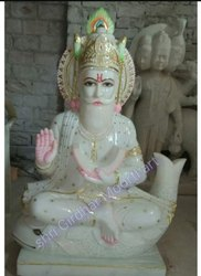Marble Statue Jhulelal