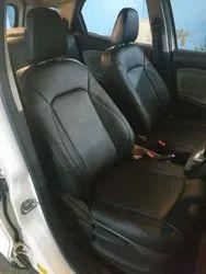 Plain Eco Sports Designer Car Seat Cover