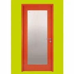 Hinged Brown TATA Commercial Door