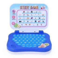Manvik Enterprises Multicolor Mini Learner Laptop, Child Age Group: 3 +, Size/Dimension: Small