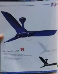 Havells stealth air ceiling fan, Sweep Size: 1250mm