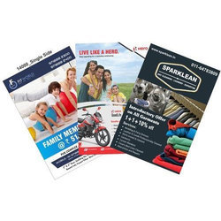Customized Pamphlet Printing Service