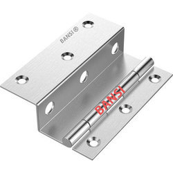 Bansi Stainless Steel L Shape Hinges Thickness 1 15 Mm