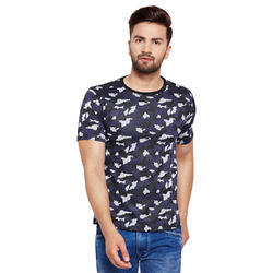 The Dry State Printed Men T-Shirt