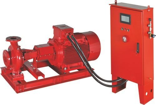 Fire Fighting Pump - Fire Water Pumps Manufacturer from Mumbai