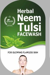 Herbal Neem Tulsi Face Wash