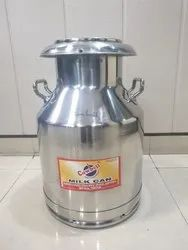 Stainless Steel Milk Can 30 Liters AISI 304 Grade