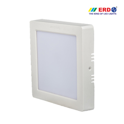 15W Square LED Surface Mount Light, Warranty: 1 Year