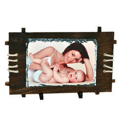 Sublimation Rock Photo Frame (VSH - 39)