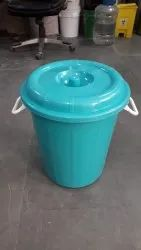 25L Dustbin With Flat Lid