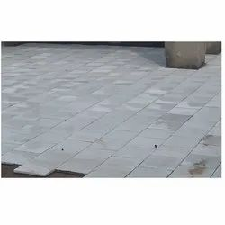 Solar Heat Reflective Tile White Feet