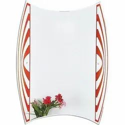 Nutan Decorative Printed Glass Mirrors
