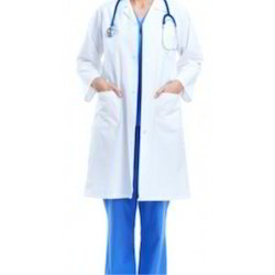 Coat Long Sleeve & Short Sleeve Doctor, Scientist, Lab Coat